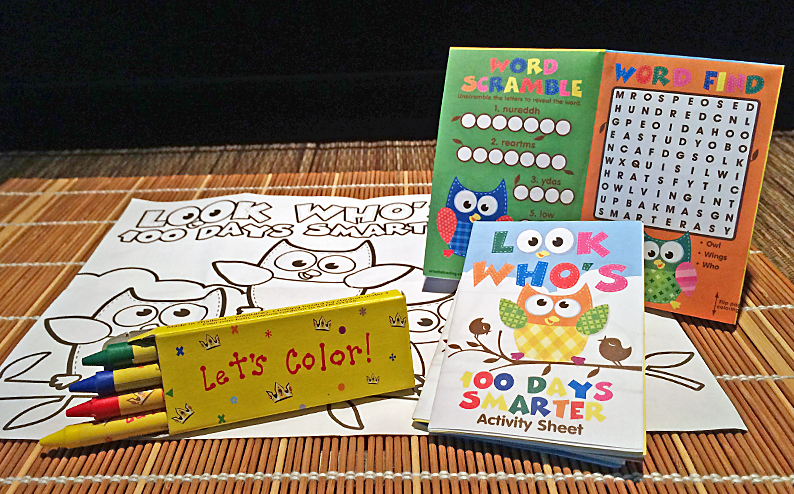Colouring Activity Sets