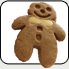 Gingy Man Cookie