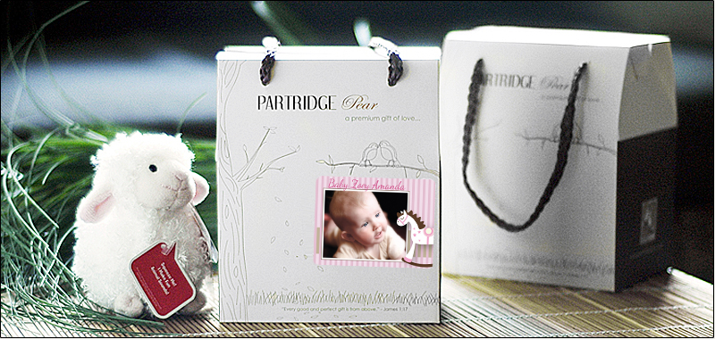 Partridge Pear Full Month Gift